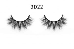 Wearing Different Eyelashes On Different Occasions