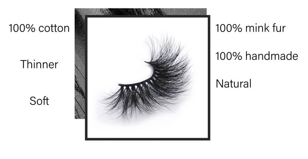 20mm 3d mink eyelashes