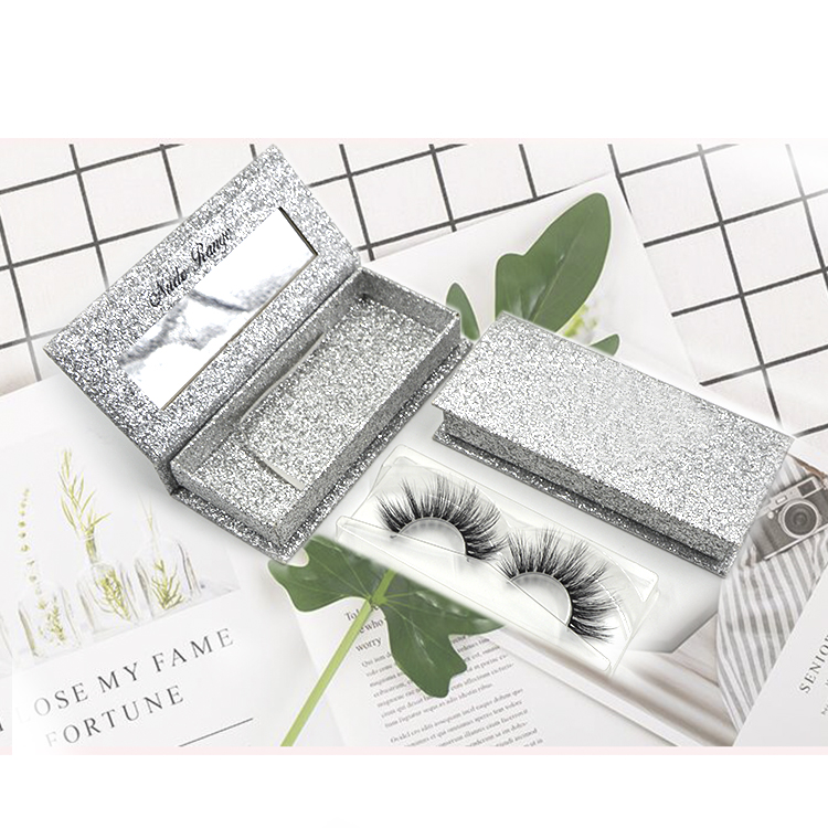 eyelashes package box