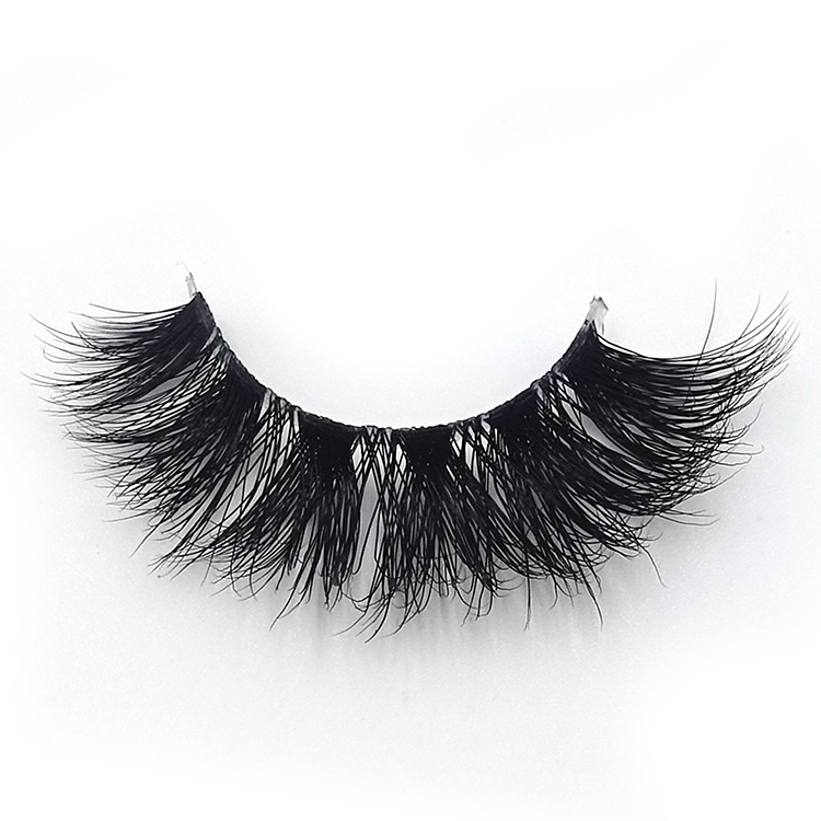 clear band 3d mink eyelashes