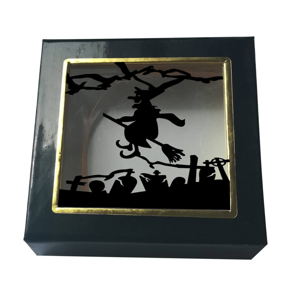 custom Lashes boxes for Halloween