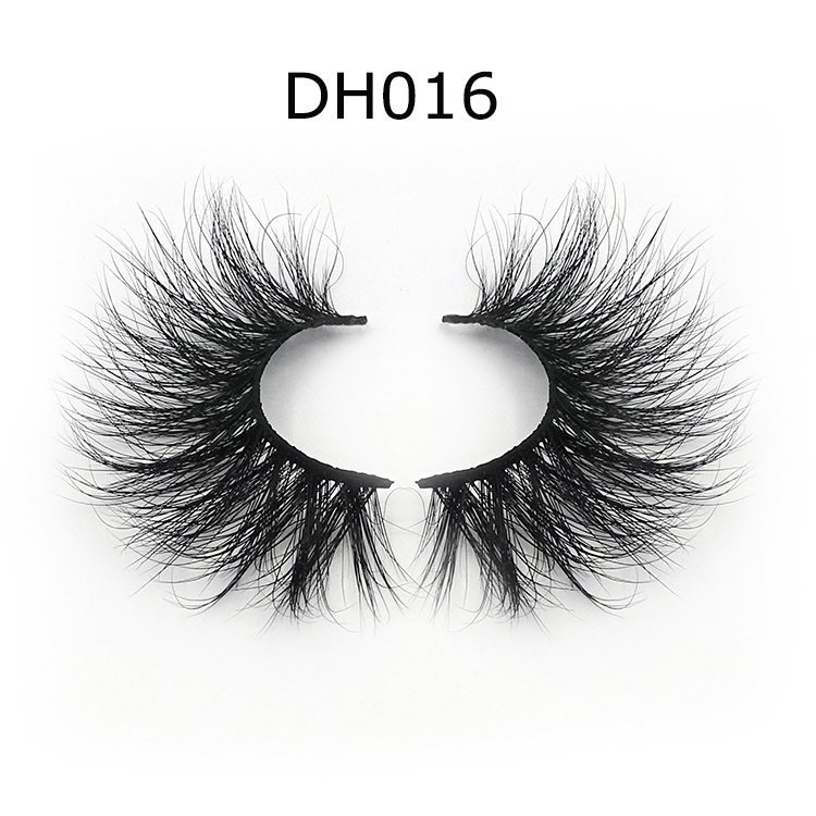 3d mink lashes 100% false eyelashe
