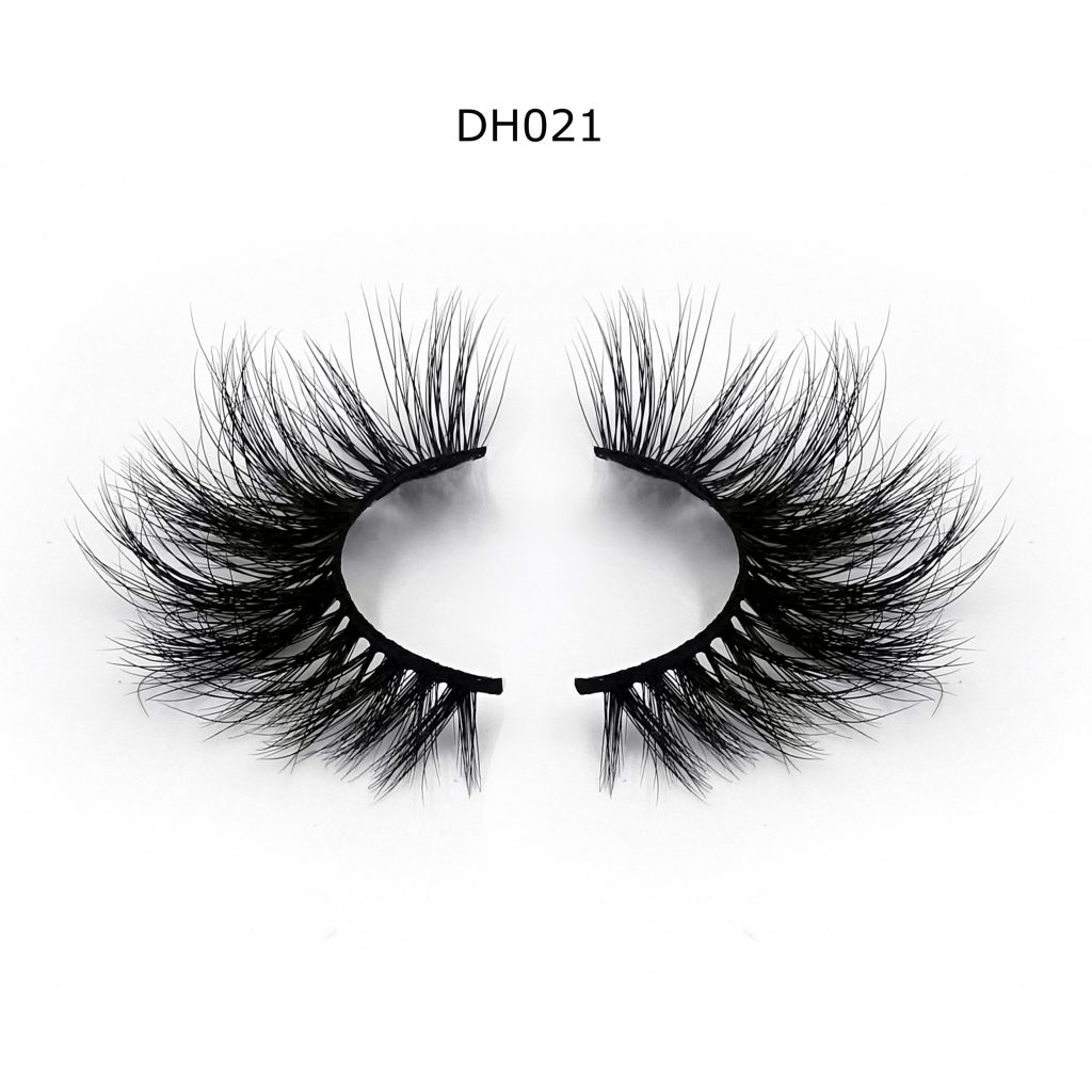 mink 3d lashes oriental hawk