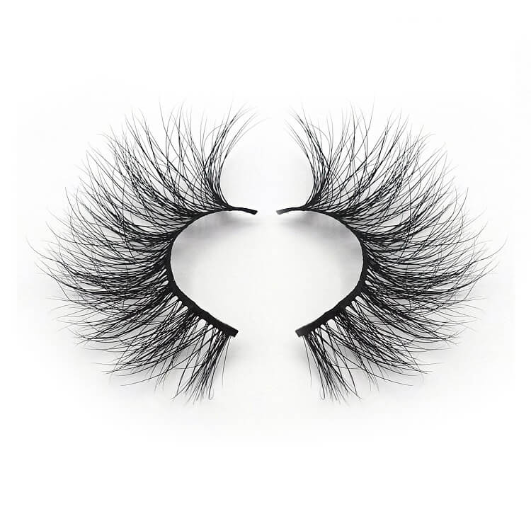 Siberian Mink Lashes 25mm Wholesale