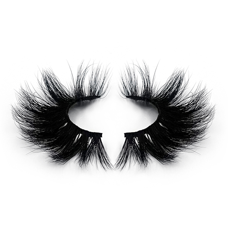 mink eyelash set