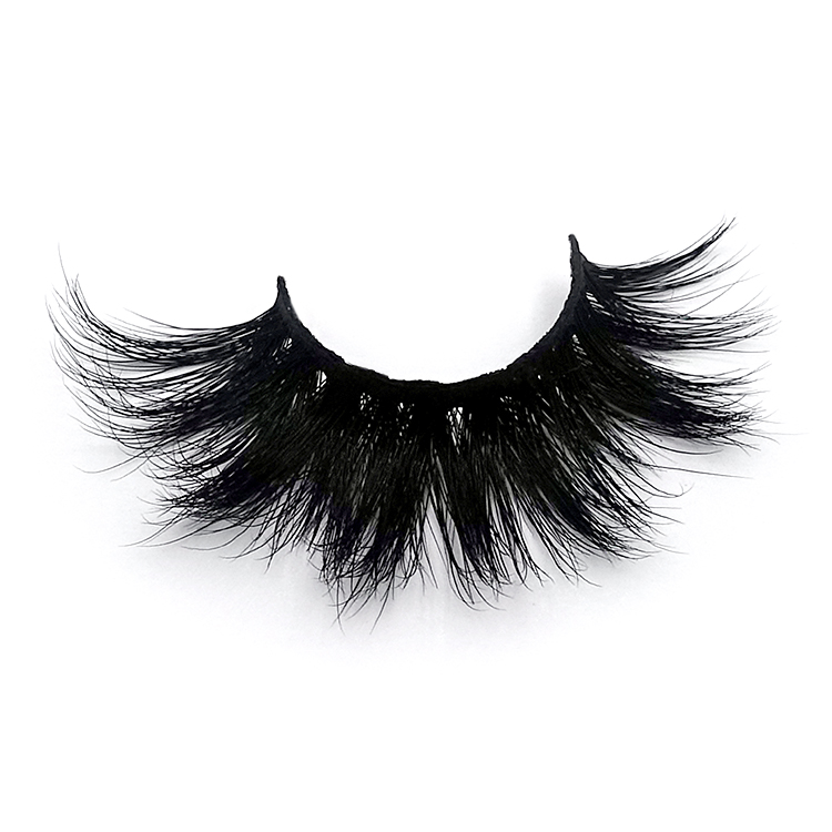 fluffy real mink eyelashes
