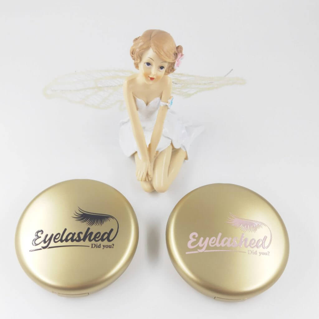 wholesale eyelash storage case