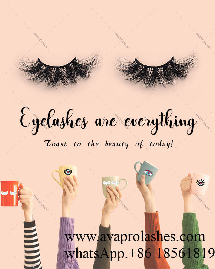 lashes motto