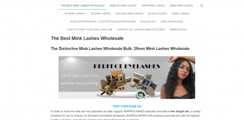 Essential elements for starting eyelash business