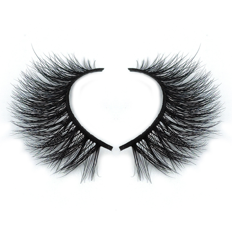 How to customize lashes