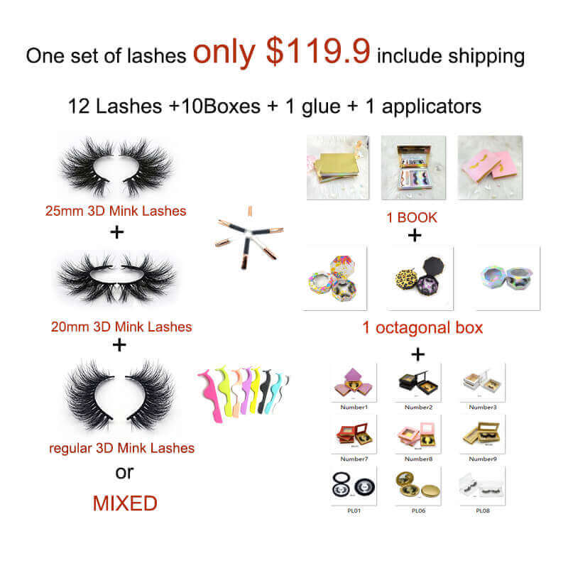 open your lash business