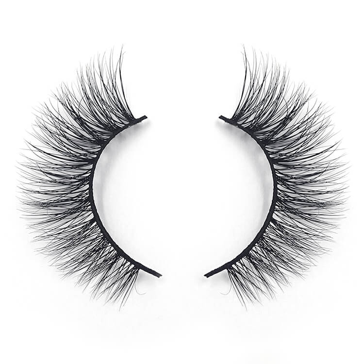 13mm 3D mink lashes wholesale